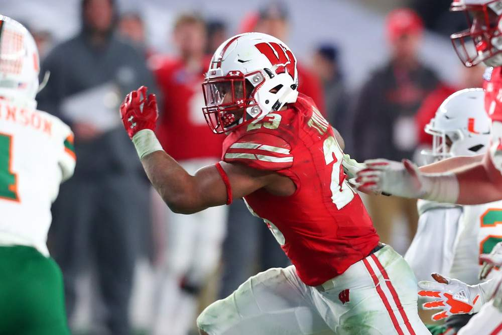 College Fantasy Football: Power Five-Only Rankings