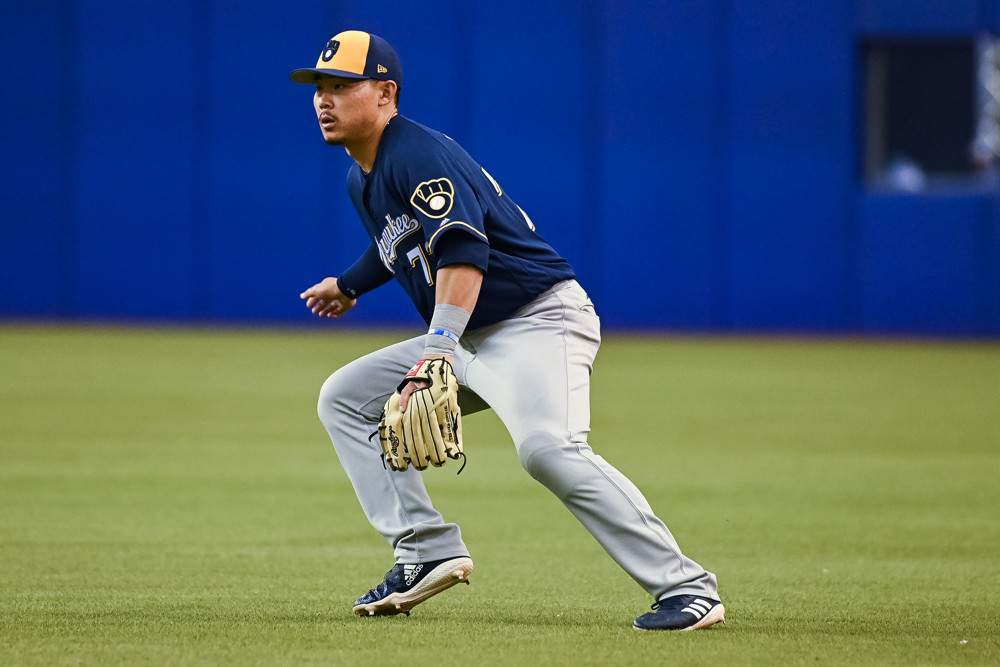 fantasy baseball prospects all hail king keston hiura