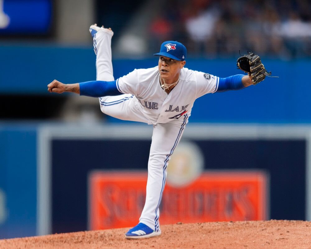 Starting Pitcher Barometer: No Show Like The Stro Show