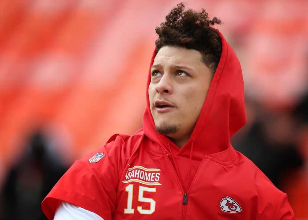 I picked Patrick Mahomes as the first QB in a Mock Draft. I made a mistake.
