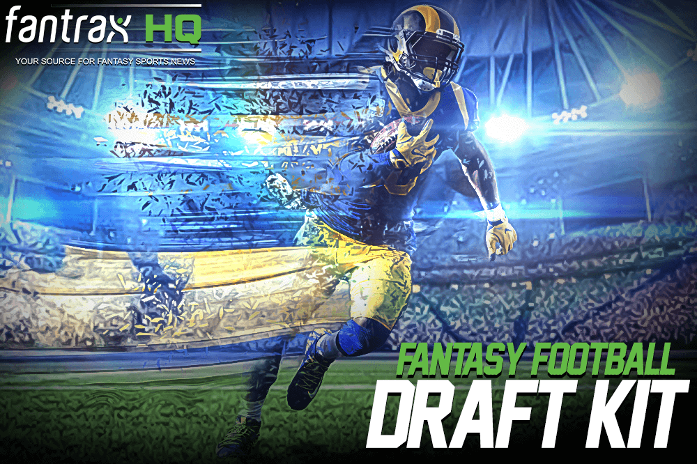 2019 Fantrax Fantasy Football Draft Kit
