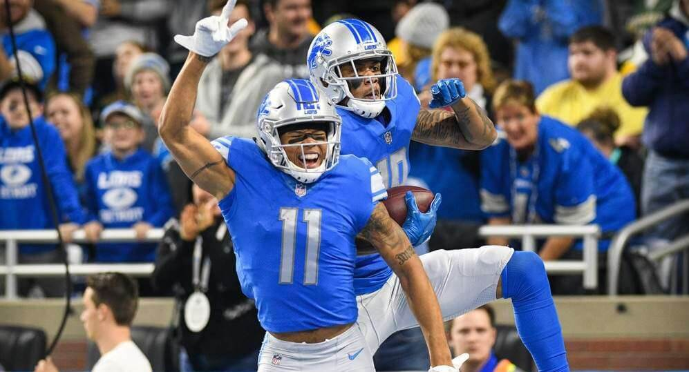 Wide Receiver ADP Kenny Golladay