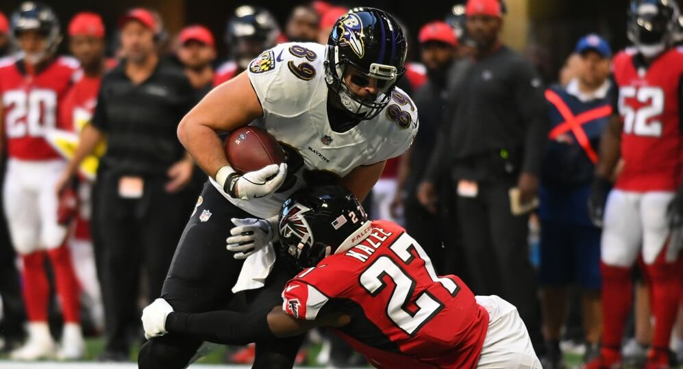 Way-Too-Early 2019 Half-PPR Tight End Rankings