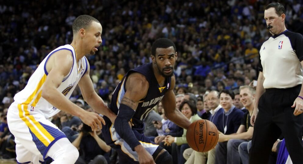 Mike Conley NBA Trades and Fantasy Value