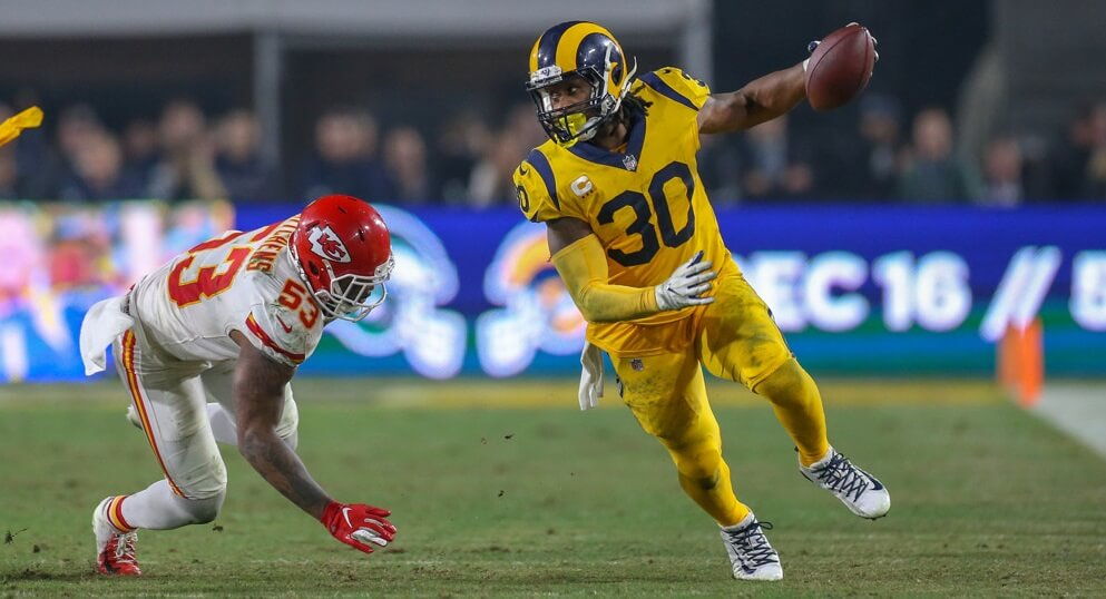 The Upside of Todd Gurley