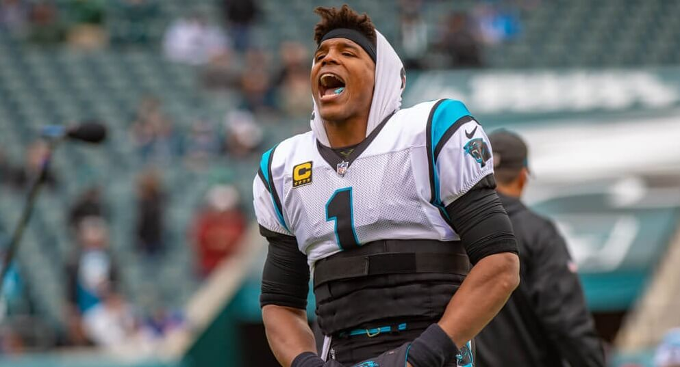 Panthers Cam Newton Wait to Draft a QB