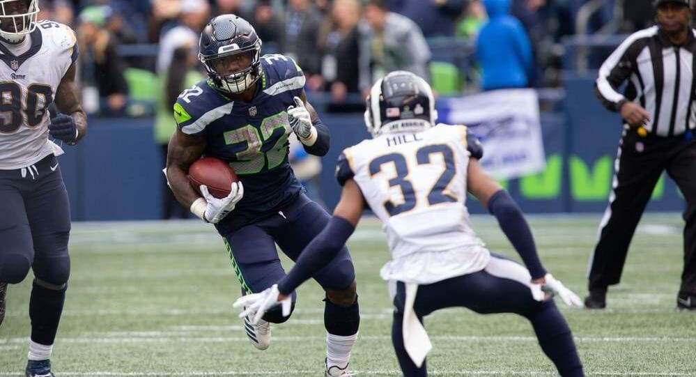 Fantasy Faceoff: Battle in Seattle – Chris Carson vs. Rashaad Penny
