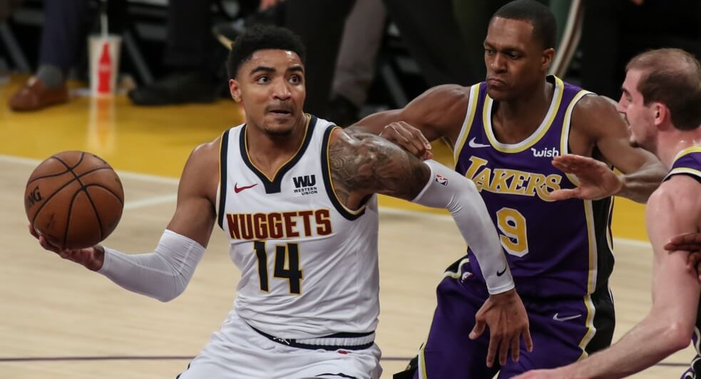 NBA Northwest Division Starting Fives and Fantasy Basketball Values