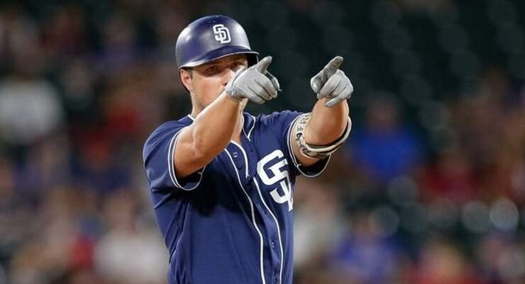 Hunter Renfroe Fire and Ice