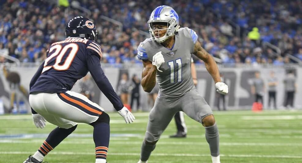 Marvin Jones Undervalued Players