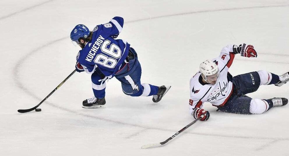 Nikita Kucherov Fantasy Hockey Forwad Rankings