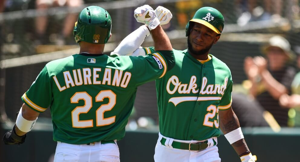 Deep Dive: Is the Ramon Laureano Breakout for Real?