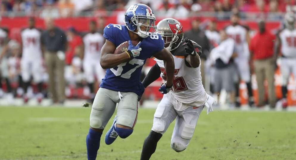 Sterling Shepard NFC East Training Camp Preview