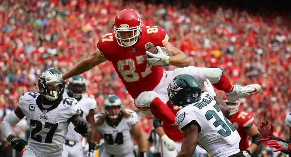Travis Kelce and 2020 Fantasy Football