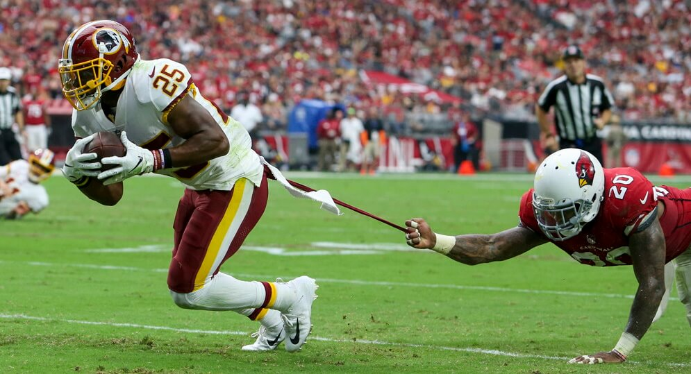 Chris Thompson week 3 waiver wire