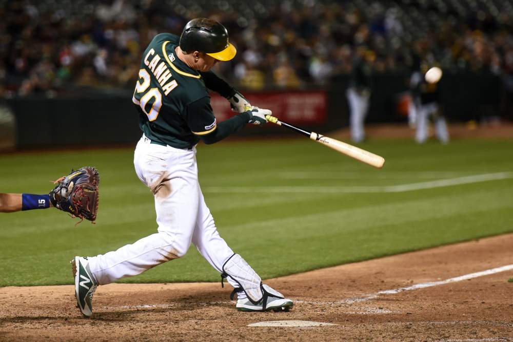 Fantasy Baseball Waiver Wire: Canha Raking By The Bay