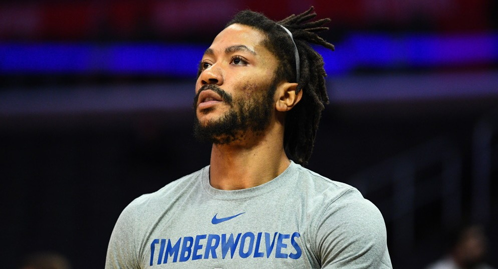 Derrick Rose Points Sleepers