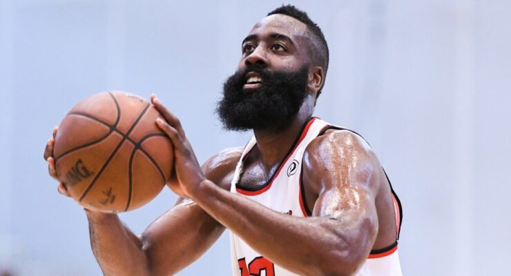 NBA DFS Plays for Monday, 11/11: Fear the Beard