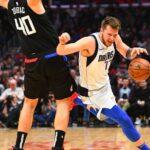 Luka Doncic NBA DFS Fantasy Basketball Rankings