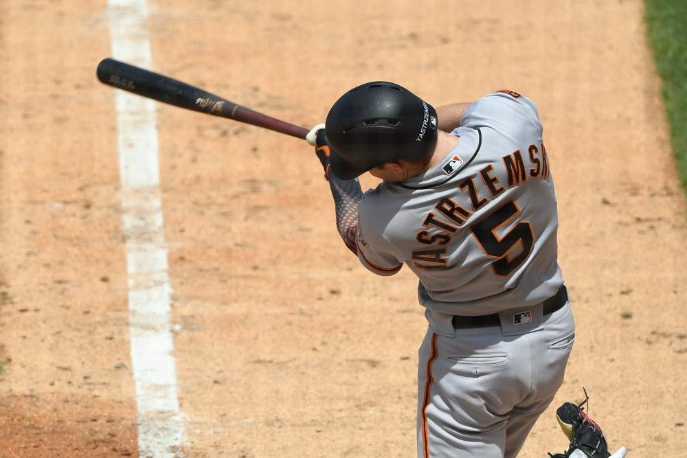 Fantasy Baseball Waiver Wire Mike Yastrzemski