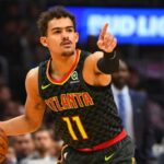 Trae Young NBA DFS playing time projections