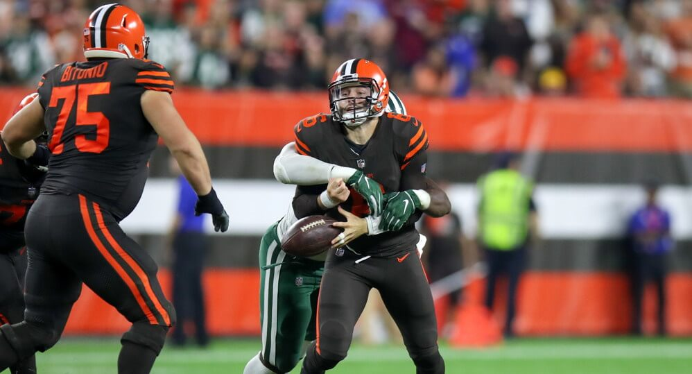 Fantasy Football Week 3 Start and Sit Baker Mayfield