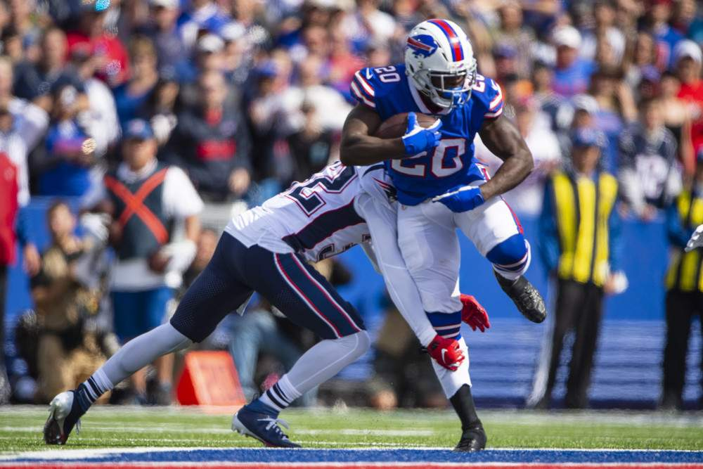 Fantasy Football Week 5 Waiver Wire: Rated-R for Gore