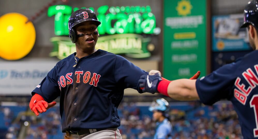 Deep Dive: The Ascension Of Rafael Devers