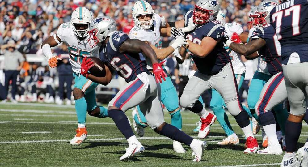 Sony Michel Week 2 Fantasy Football