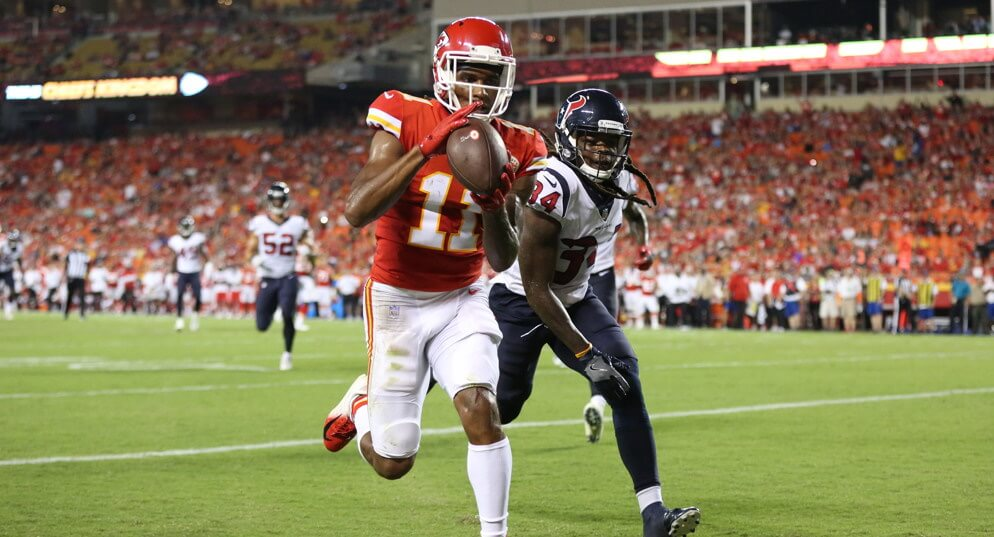 Week 2 DomiNaters: Chiefs' Latest Flavor of the Week