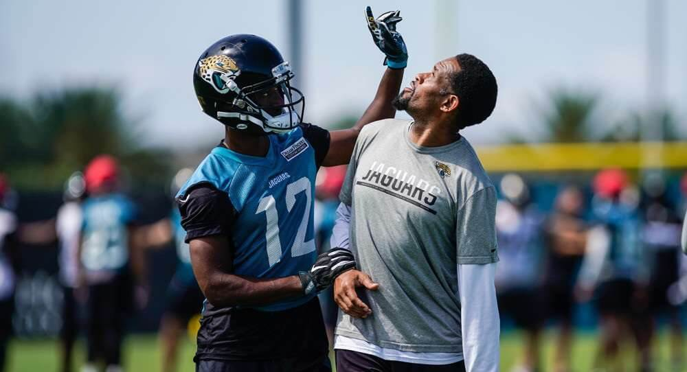 Week 2 PPR Rankings Dede Westbrook
