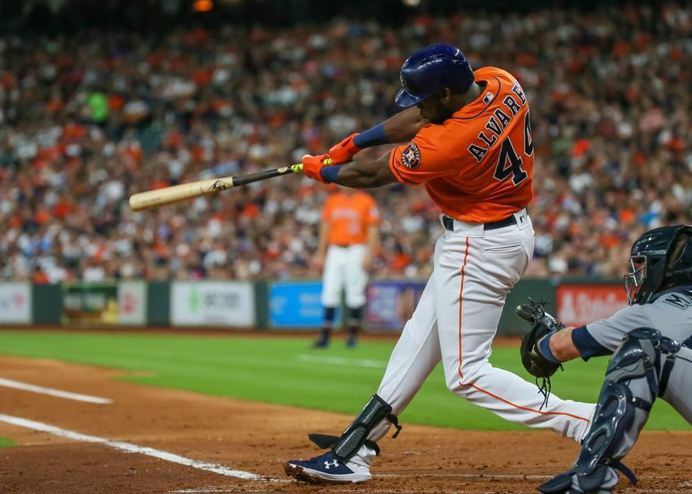 Yordan Alvarez Dynasty Buy-Low