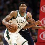 10-28 NBA DFS Giannis Antetokounmpo