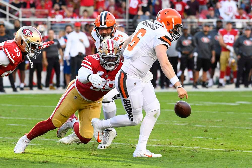 Baker Mayfield Fantasy Football Week 6