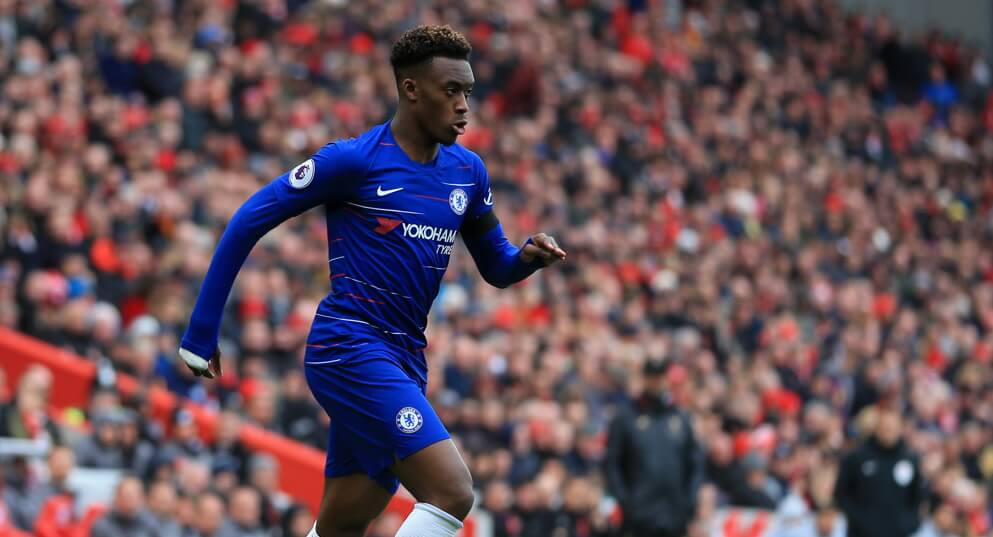 Gameweek 9 Player Rankings Callum Hudson-Odoi