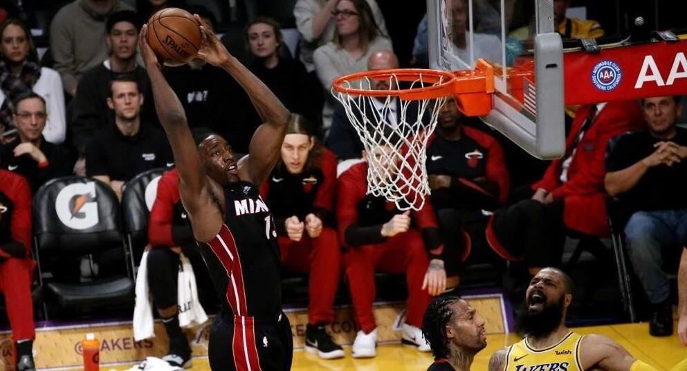 NBA DFS Bam Adebayo