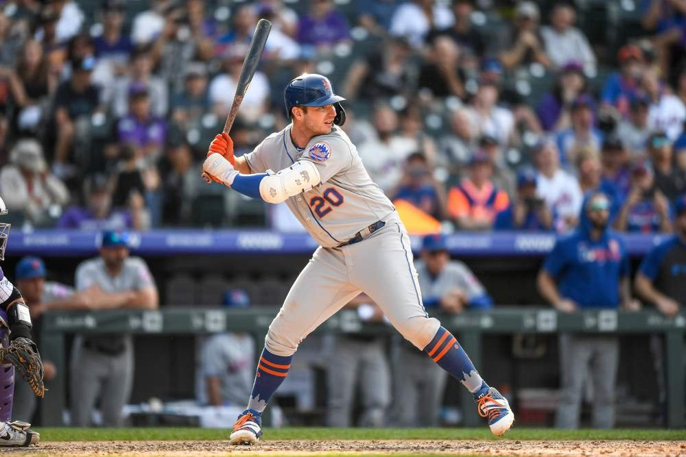 MLB Rookies Pete Alonso