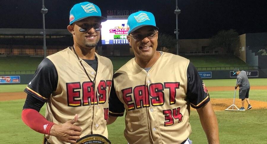 Royce Lewis in the Arizona Fall League