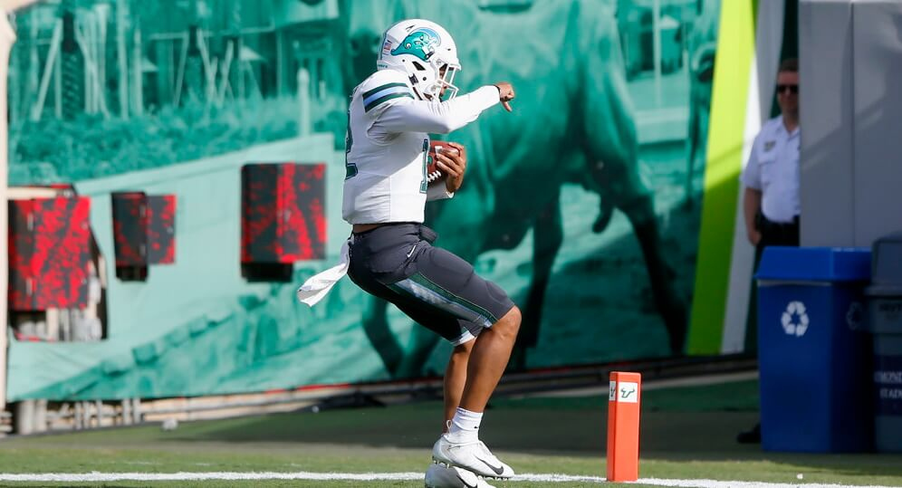 Week 7 College Fantasy Football Sleepers: The Scholar's Surreptitious Starters