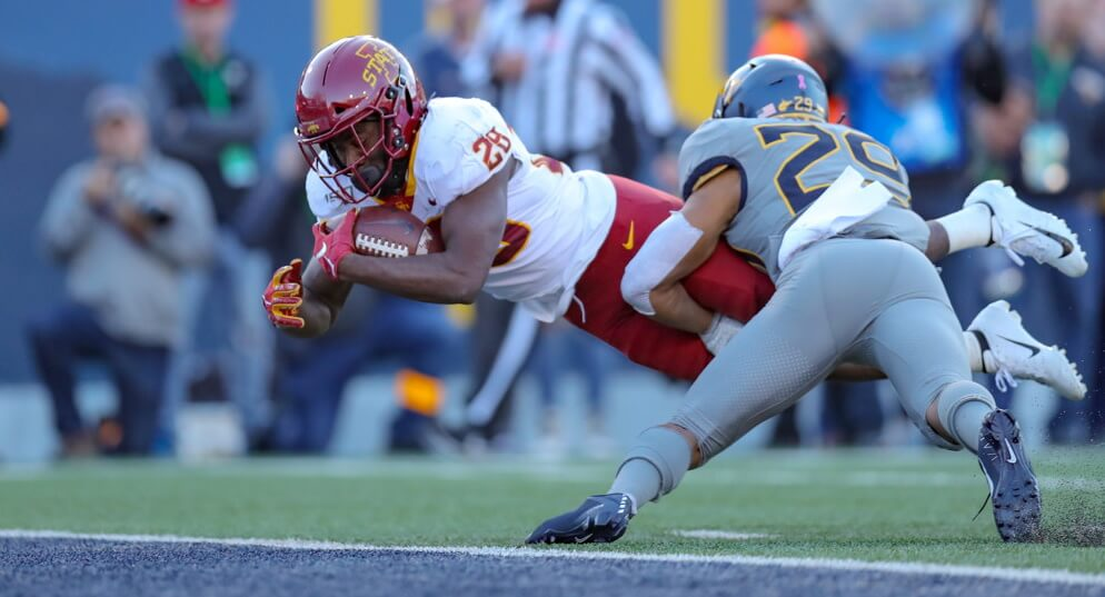 Week 8 College Fantasy Football Waiver Wire