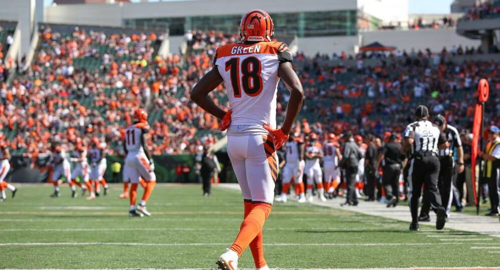 A.J. Green Week 10 Rankings