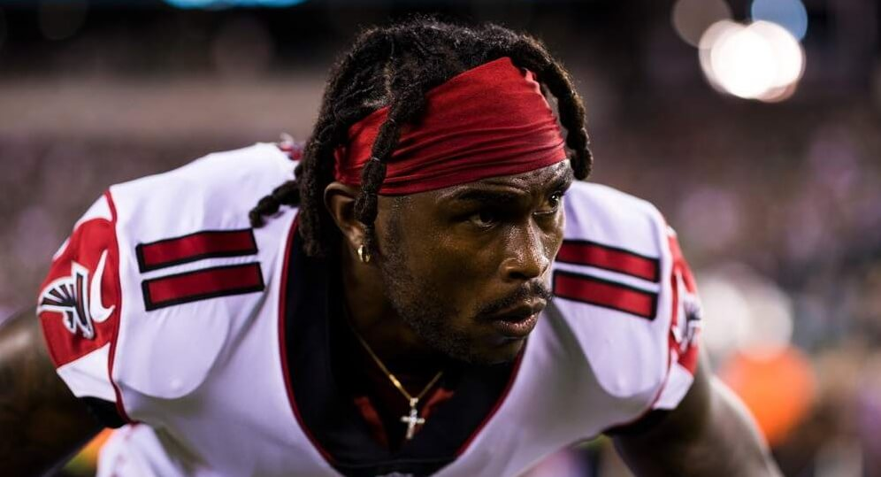 Julio Jones Week 3 Injury Report