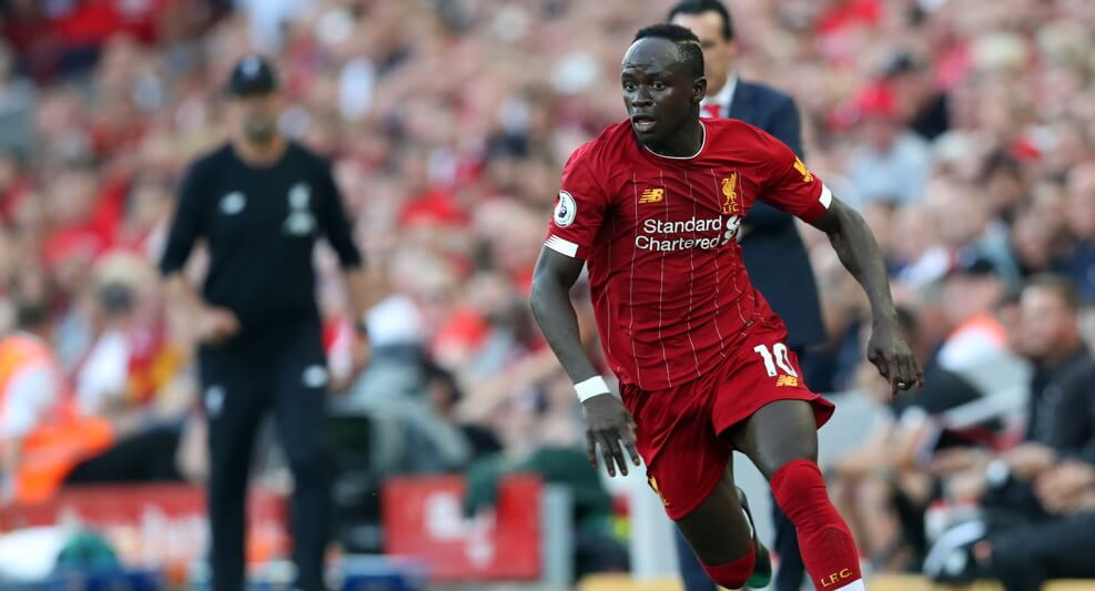 Gameweek 9 Weekly Rankings Sadio Mane