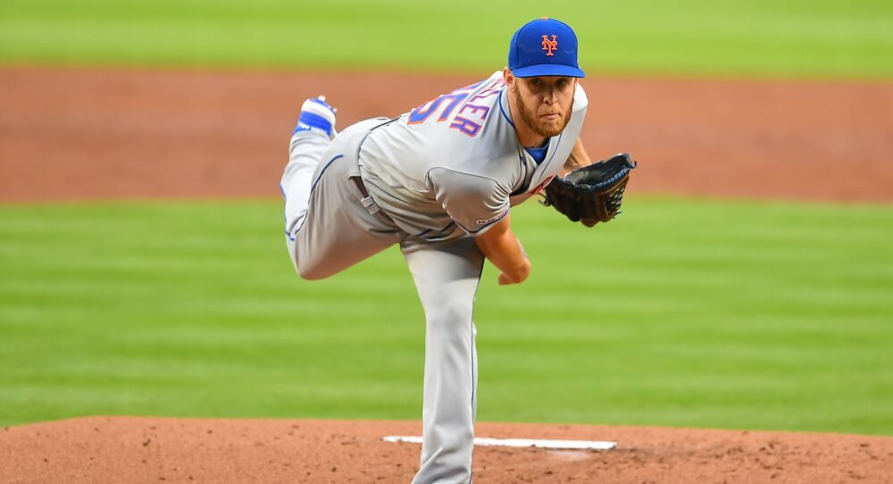 Projections vs. ADP: Starting Pitcher ADP Values