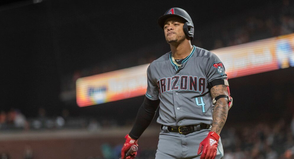 2020 Second Base Busts Ketel Marte