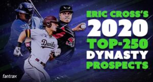 Fantasy baseball prospects