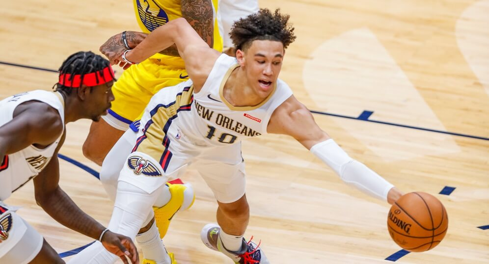 Fantasy Basketball Waiver Wire Jaxson Hayes