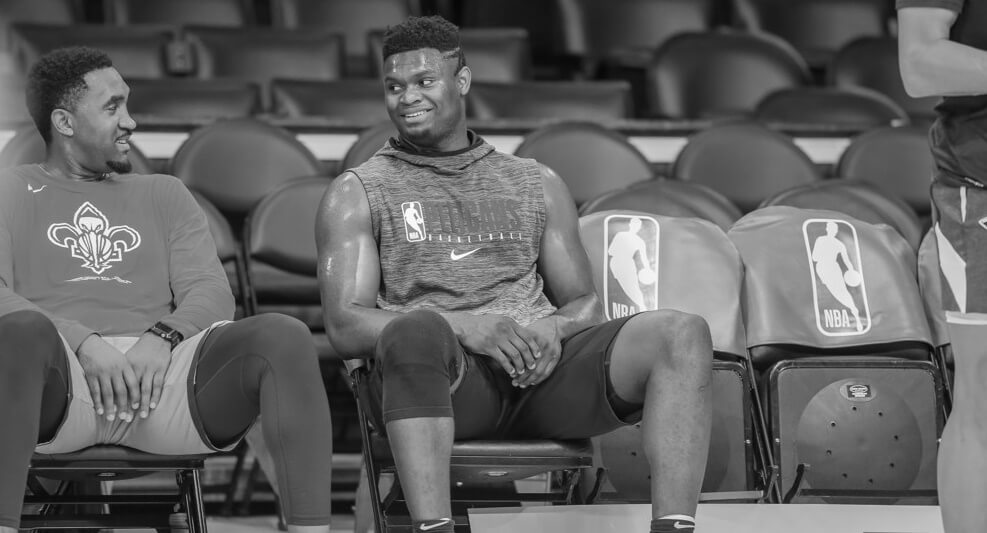 Trade targets Zion Williamson