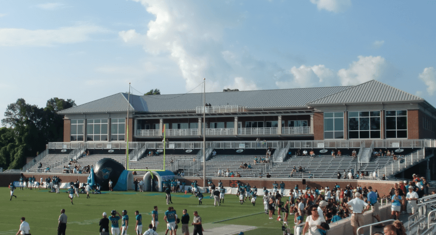Justin's Interview With Coach Chadwell of Coastal Carolina