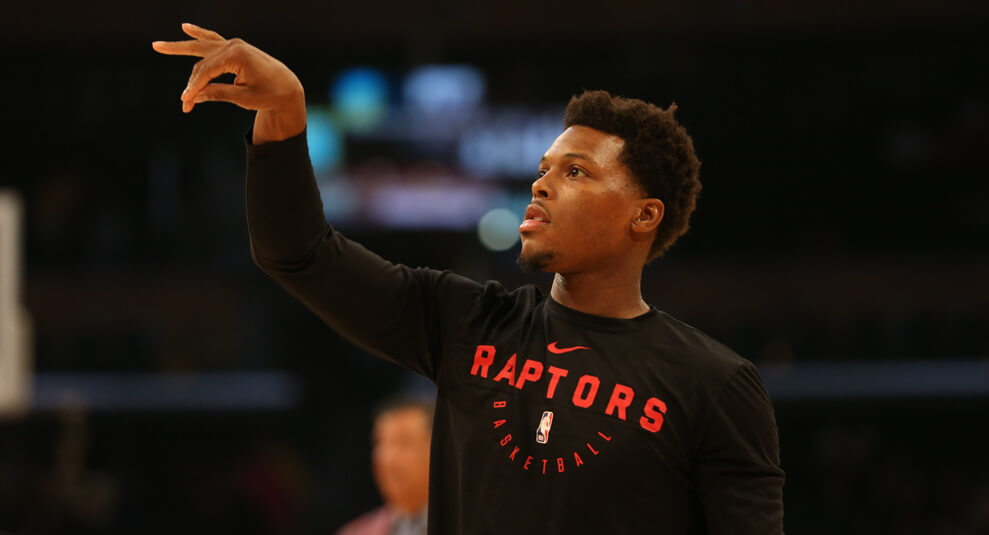 NBA DFS Update Kyle Lowry